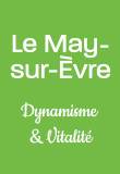 Logo Le May-sur-Èvre